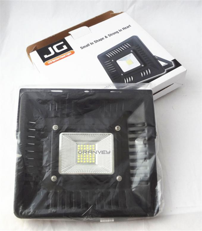 IP65 50w Outdoor LED Flood Lights Ultra Thin 6000 Lumens CE ROHS Certificated