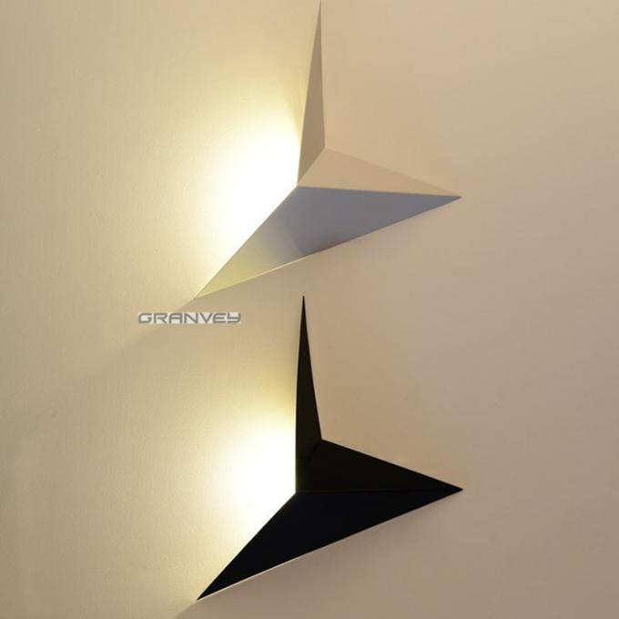 3W Paper Crane Shape Artistic LED Wall Light For Indoor Wall Decoration