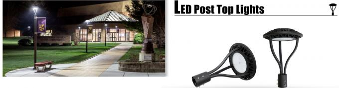 2700-6500K Garden Outdoor Post Top Lights