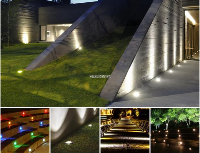 9w Waterproof Stair Led Underground Light For Ground Yard Path Landscape