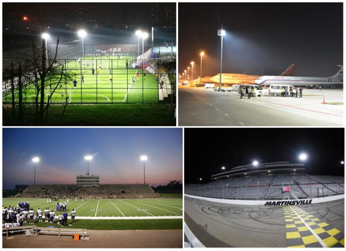 IP67 Meanwell Driver LED Stadium Lighting 1000W