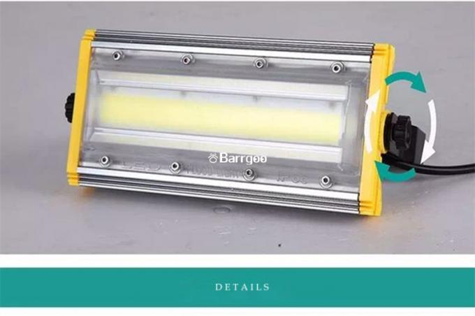 AC85-265V Cob Led Flood Light , Outdoor Wall Lamp As Projector Lighting