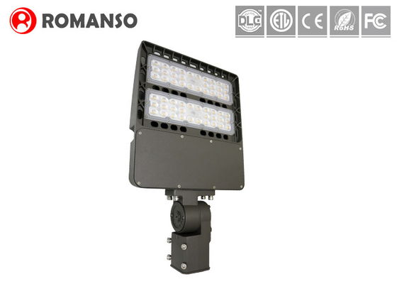 60 W Black LED Area Light 7800 Lumens 5 Yrs Warranty ETL DLC Approved