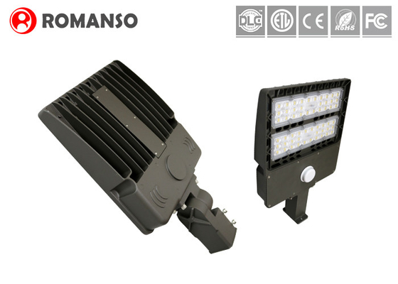 High Efficiency 120lm/W Outside Area Lighting IP65 Waterproof With Long Lifespan