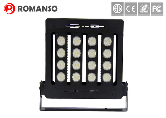 Modular Type LED Football Floodlights IP67 150 Watt Aluminum Alloy Body