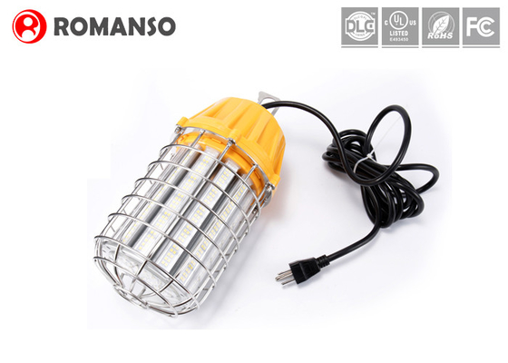 High Bay LED Construction Work Lights , 100 Watt 13000LM LED Temp Lighting