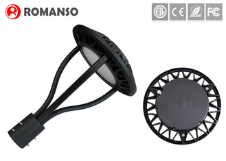Pole Mounted LED Circular Area Lights , 100W Large Area Outdoor Lighting