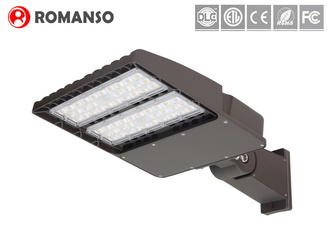 60W To 300W LED Area Light , Aluminum Housing LED Street Light For Parking Lot
