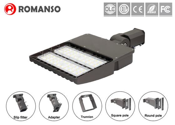 Parking Garage LED Area Light , 5 Years Warranty 100 Watt LED Shoebox Light