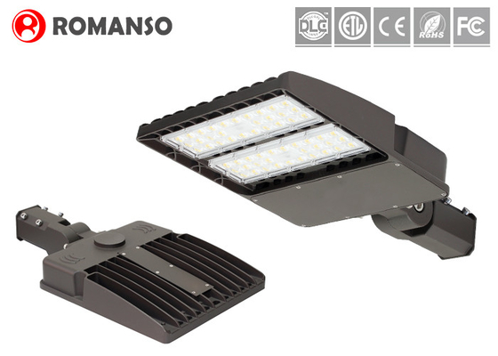 Energy Saving Commercial Outdoor Area Lighting LED High Power Site Light 19500Lm
