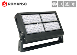 Tennis Area LED Sports Lighting , 277V 480V Meanwell Driver LED Stadium Floodlights