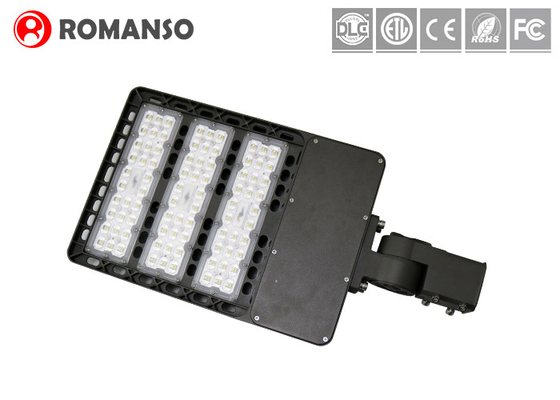 China Outdoor 100W 200W 300W LED Parking Garage Lighting supplier