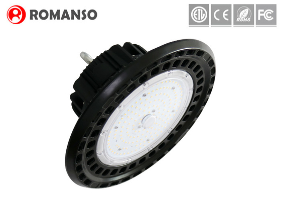 IP65 Waterproof Industrial LED High Bay Light 13000 Lumens Small Size