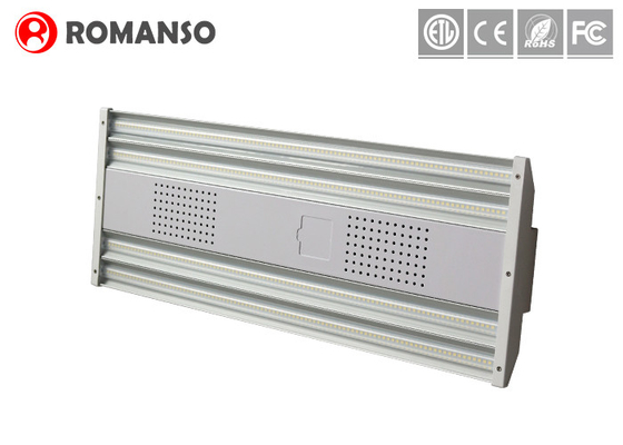110 Watt Industrial LED Lighting , 2 FT Led Linear High Bay For Supermarket