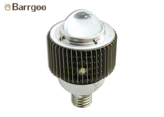 China 60W E27 E40 High Bay Light Bulb Aluminum Main Material CE ROHS FCC Certificated supplier