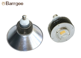 China Aluminum 100 Watt LED High Bay Light , E40 LED High Bay Metal Halide Equivalent supplier