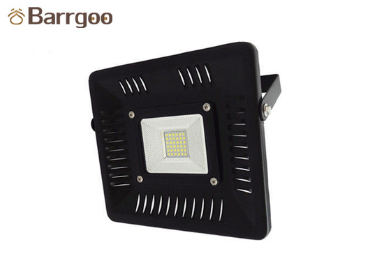 China Building High Lumen LED Flood Light , Outdoor Wall Flood Lights AC 220V Wide Radiation Angle supplier