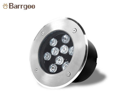 China 9w Waterproof Stair Led Underground Light For Ground Yard Path Landscape supplier