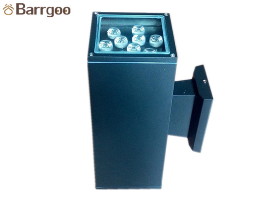 China Square LED Outdoor Wall Lights 2x9W IP65 Waterproof CE ROHS FCC Certificated supplier