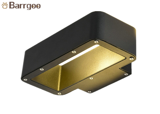 China Modern Simple Aluminum Frame 5 Watt LED Wall Lamp CE ROHS FCC Certificated supplier