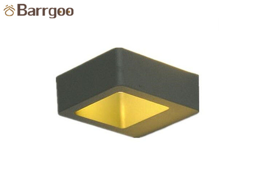 China Square 5W LED Outdoor Wall Lights Led Up And Down Wall Lamp 2700K - 6500K supplier