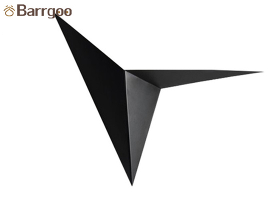 China 3W Paper Crane Shape Artistic LED Wall Light For Indoor Wall Decoration supplier