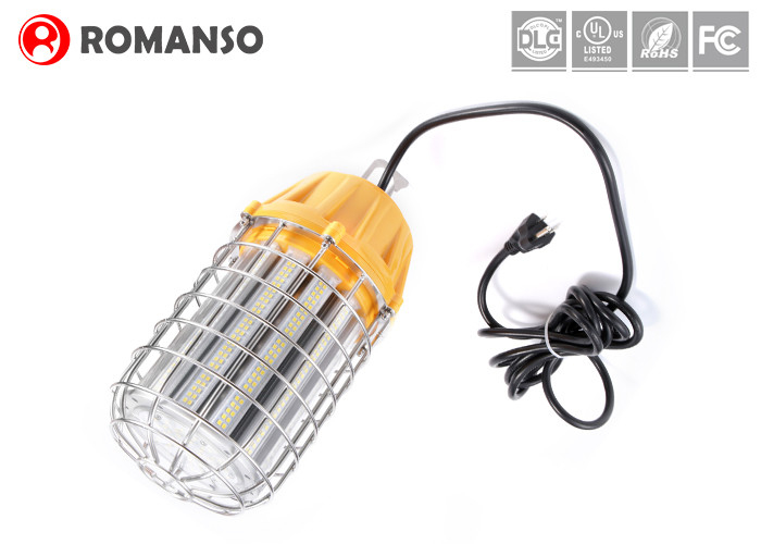 100 Watt Traditional LED Temporary Work Lights With Plug Replace For Job Site