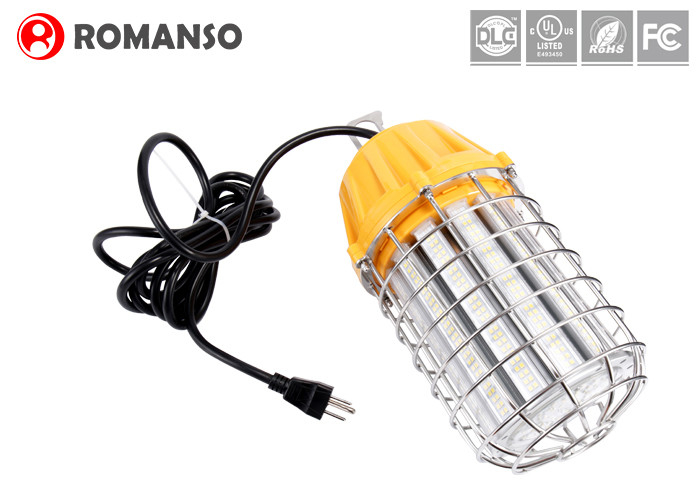 60 Watt 100 W LED Temporary Work Lights 12000LM With Stainless Steel Cover
