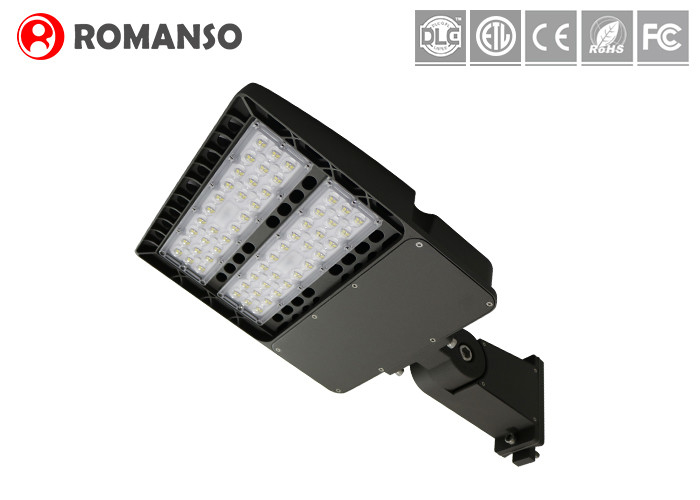 Module LED Parking Lot Lights , IP65 60W 100W 150W High Brightness LED Shoebox Light