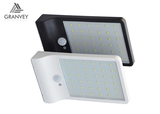 4W 36led IP65 Solar Led Wall Lights Outdoor , Solar Powered Garden Wall Lights