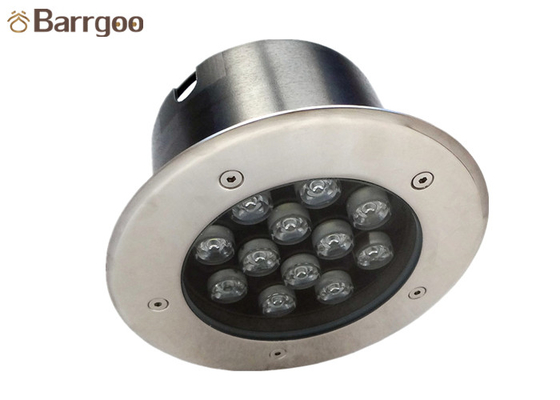China Ce Rohs Approced Led Underground Light Ip67 12w With Epistar High Power Led Chips factory